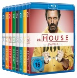 Dr. House 1-8 Collection (Blu-ray)