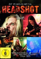 Headshot: 20 Years In Metal (DVD)
