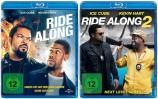Ride Along + Ride Along 2 - Next Level Miami (Blu-ray)