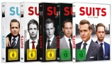 Suits - Staffel 1-5 Set (DVD)