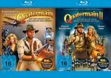 Quatermain 1+2 / Auf der Suche nach dem Schatz der Könige + Auf der Suche nach der geheimnisvollen Stadt - Set (Blu-ray)