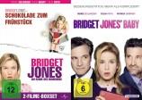 Bridget Jones - Schokolade zum Frühstück & Bridget Jones - Am Rande des Wahnsinns + Bridget Jones' Baby / Set (DVD)