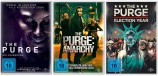 The Purge - Die Säuberung + Anarchy + Election Year / 1-3 Set (DVD)