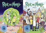 Rick and Morty - Staffel 1 & 2 Set (DVD)