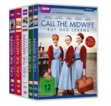 Call the Midwife - Staffel 1-5 Set (DVD)