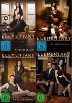 Elementary - Staffel 1-4 Set (DVD)