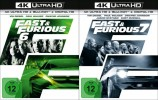 Fast & Furious 6+7 Set - 4K Ultra HD Blu-ray + Blu-ray (Ultra HD Blu-ray)