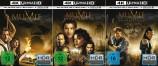 Die Mumie + Die Mumie kehrt zurück + Die Mumie: Das Grabmal des Drachenkaisers - 4K Ultra HD Blu-ray + Blu-ray - Set (Ultra HD Blu-ray)