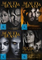 Beauty and the Beast - Staffel 1-4 (DVD)