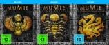 Die Mumie + Die Mumie kehrt zurück + Die Mumie: Das Grabmal des Drachenkaisers - Limited Steelbook Blu-Ray Set (Blu-Ray)