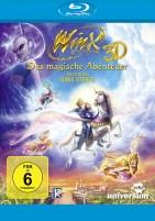 Winx Club 3D - Das Magische Abenteuer - Blu-ray 3D (Blu-ray)