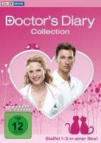 Doctor's Diary - Männer sind die beste Medizin - Collection / Staffel 1-3 / Amaray (DVD)