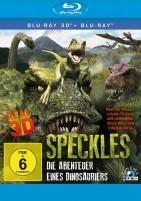 Speckles - Die Abenteuer des kleinen Dinosauriers 3D - Blu-ray 3D + 2D (Blu-ray)