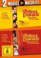 L'auberge espagnole - Barcelona für ein Jahr / L'Auberge Espagnole - Wiedersehen in St. Petersburg (DVD)