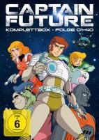 Captain Future - Komplettbox (DVD)