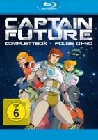 Captain Future - Komplettbox (Blu-ray)