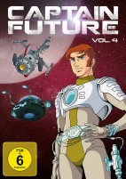 Captain Future - Vol. 4 (DVD)