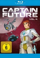 Captain Future - Vol. 4 (Blu-ray)