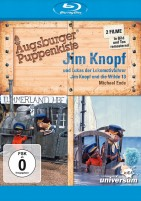 Jim Knopf und Lukas der Lokomotivführer & Jim Knopf und die Wilde 13 - Augsburger Puppenkiste (Blu-ray)