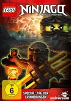 LEGO Ninjago: Masters of Spinjitzu - Special: Tag der Erinnerungen (DVD)