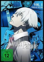 Death Parade - Vol. 1 / Folge 01-04 (DVD)