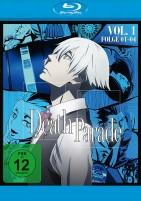 Death Parade - Vol. 1 / Folge 01-04 (Blu-ray)
