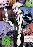 Death Parade - Vol. 3 / Folge 09-12 (DVD)