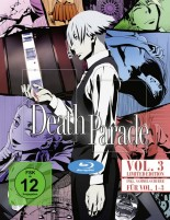 Death Parade - Vol. 3 / Folge 09-12 (Blu-ray)