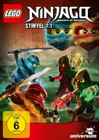LEGO Ninjago: Masters of Spinjitzu - Staffel 7.1 (DVD)