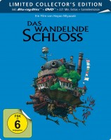 Das wandelnde Schloss - Limited Collector's Edition / Steelbook (Blu-ray)