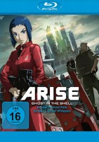 Ghost in the Shell Arise - Border 1 & 2 (Blu-ray)