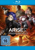 Ghost in the Shell Arise - Pyrophoric Cult (Blu-ray)