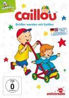 Größer werden mit Caillou (DVD)