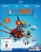 Ritter Rost 2 - Das Schrottkomplott - Blu-ray 3D + 2D (Blu-ray)