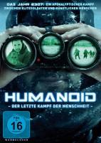 Humanoid - Der letzte Kampf der Menschheit (DVD)