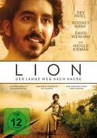 Lion - Der lange Weg nach Hause (DVD)