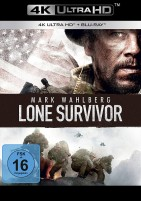 Lone Survivor - 4K Ultra HD Blu-ray + Blu-ray (Ultra HD Blu-ray)