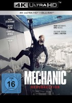 Mechanic: Resurrection - 4K Ultra HD Blu-ray + Blu-ray (Ultra HD Blu-ray)