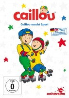 Caillou macht Sport (DVD)