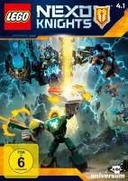 LEGO NEXO Knights - Staffel 4.1 (DVD)