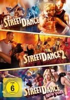 StreetDance 1-3 (DVD)