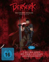 Berserk - Das goldene Zeitalter - Trilogie (Blu-ray)