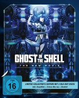 Ghost in the Shell - The New Movie - Limited Collector's Edition (Blu-ray)