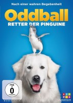 Oddball - Retter der Pinguine (DVD)