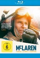 McLaren - Pionier. Leitwolf. Champion. (Blu-ray)