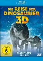 Die Reise der Dinosaurier 3D - Flucht aus dem Eis - Blu-ray 3D (Blu-ray)