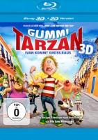 Gummi-Tarzan: Ivan kommt groß raus - Blu-ray 3D + 2D (Blu-ray)