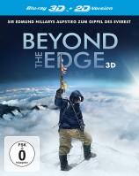 Beyond the Edge - Sir Edmund Hillarys Aufstieg zum Gipfel des Everest - Blu-ray 3D + 2D (Blu-ray)
