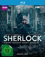 Sherlock - Staffel 04 (Blu-ray)