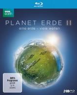 Planet Erde II - Eine Erde - Viele Welten (Blu-ray)